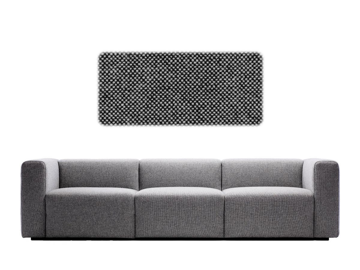 hay mags sofa by hay designer furniture by. Black Bedroom Furniture Sets. Home Design Ideas