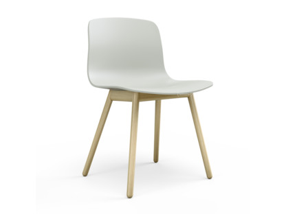 About A Chair AAC 12 Grey|Clear lacquered oak