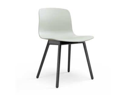 About A Chair AAC 12 Grey|Black stained oak