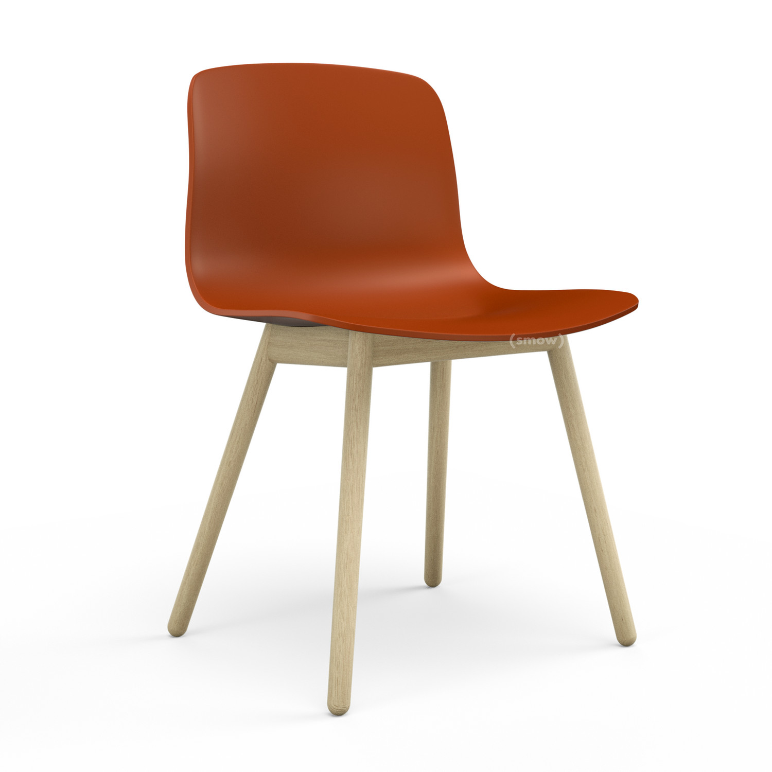 Hay About A Chair Aac 12 Orange Soap Treated Oak By Hee Welling Hay Designer Furniture By Smow Com