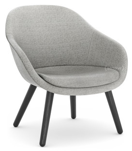 Eames Chair Sitzkissen hay about a lounge chair low aal 82 hallingdal 116 warm grey