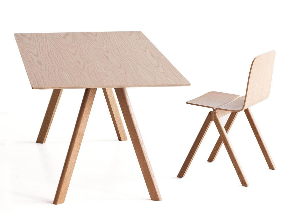 hay copenhague table cph30 by ronan erwan bouroullec. Black Bedroom Furniture Sets. Home Design Ideas