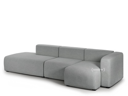 Mags Sofa with Récamière