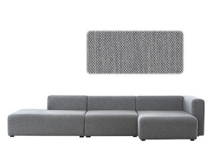 Mags Sofa with Récamière