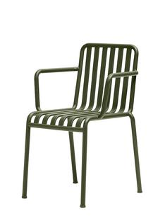 Palissade Chair Olive|With armrests