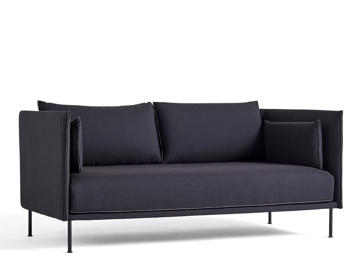Gentil Silhouette Sofa Mono Remix 373   Aubergine