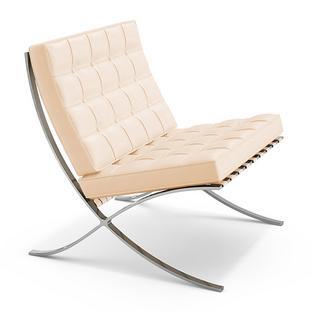 Perfect Barcelona Chair Volo|Parchment Amazing Design