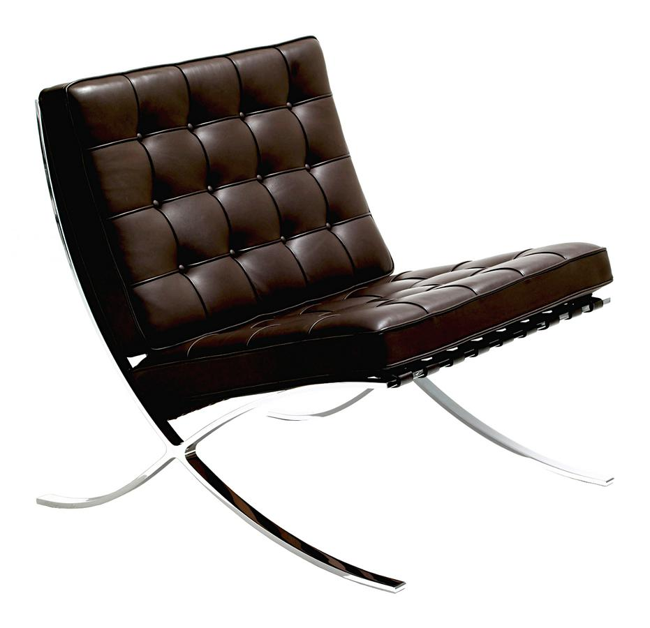 knoll international barcelona chair by ludwig mies van der