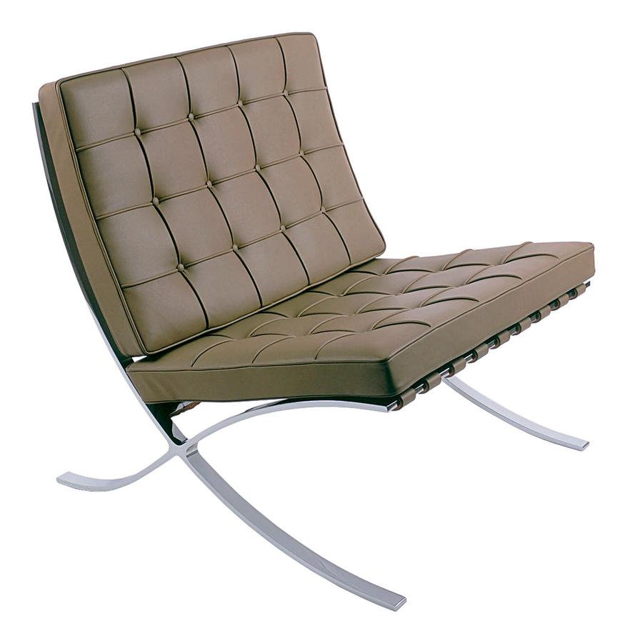 Knoll International Barcelona Chair By Ludwig Mies Van Der Rohe 1929 Designer Furniture By
