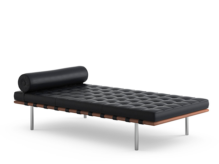Barcelona Day Bed. By Ludwig Mies Van Der Rohe ...