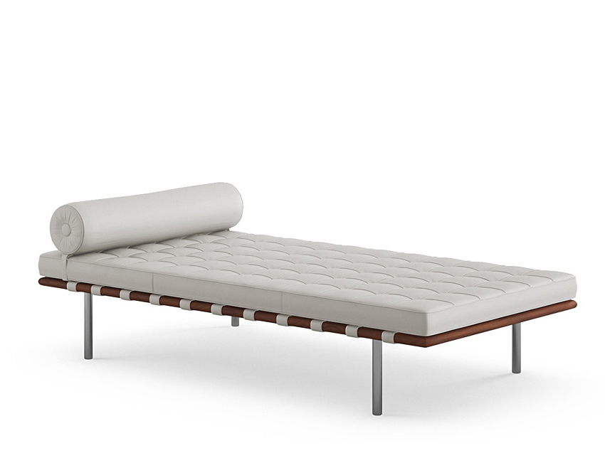 Barcelona Day Bed Volo|Parchment