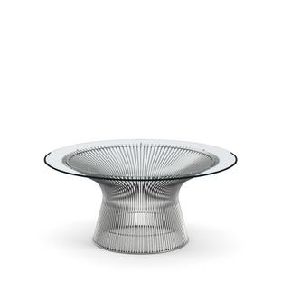 Platner sofa table