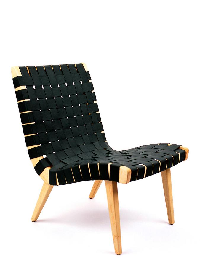 Beau Risom Lounge Chair