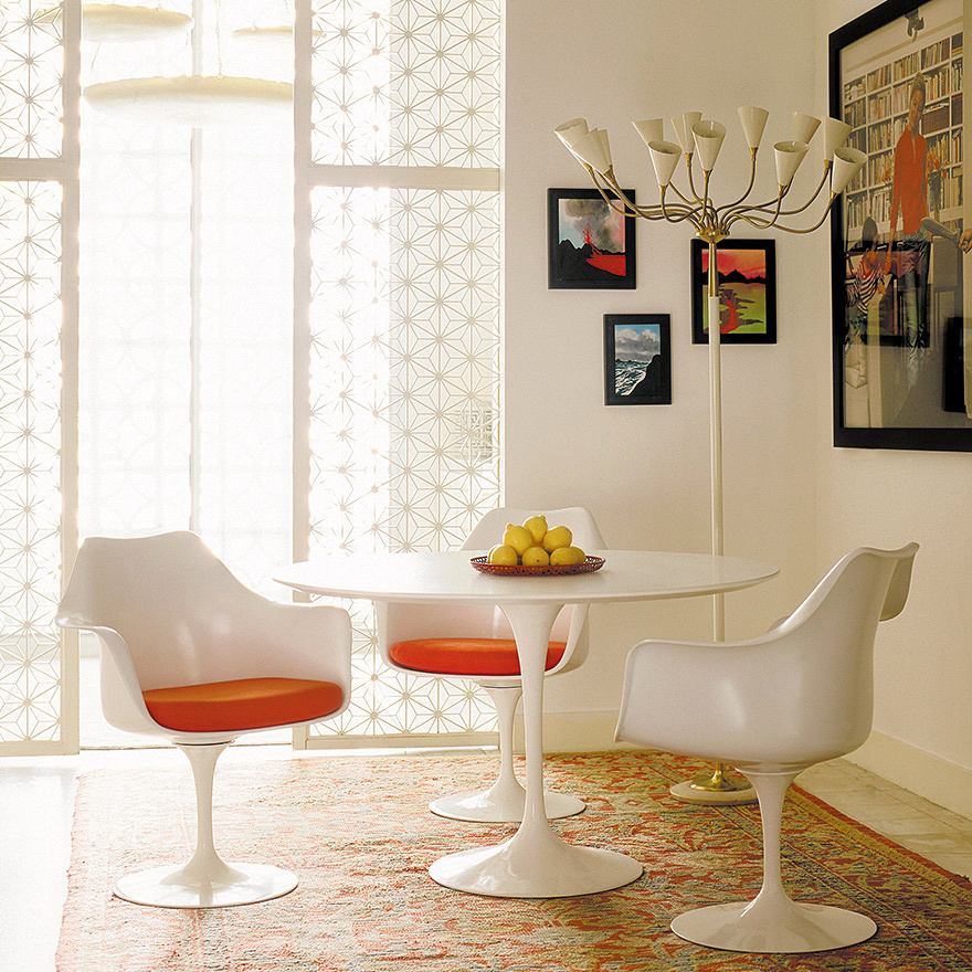 Charmant Saarinen Tulip Chair