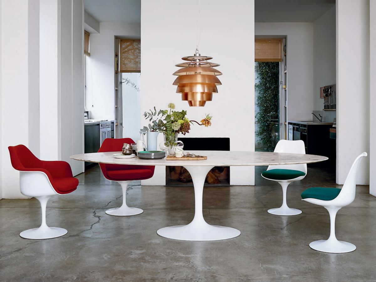 knoll international saarinen tulip chair by eero saarinen 1955 1957 designer furniture by. Black Bedroom Furniture Sets. Home Design Ideas