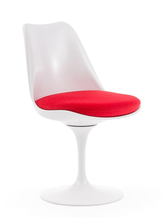 Saarinen Tulip Chair  sc 1 st  smow.com & Knoll International Saarinen Tulip Chair by Eero Saarinen 1955-1957 ...