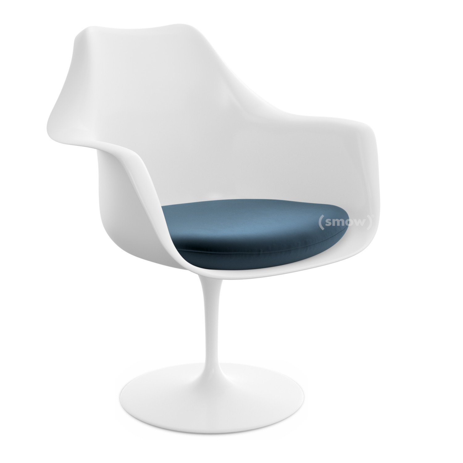 Knoll International Saarinen Tulip Armchair by Eero Saarinen, 42