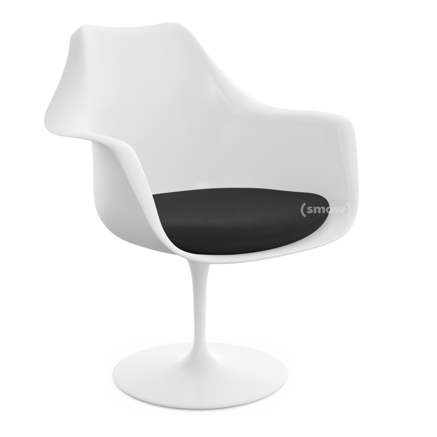 Knoll International Saarinen Tulip Armchair By Eero