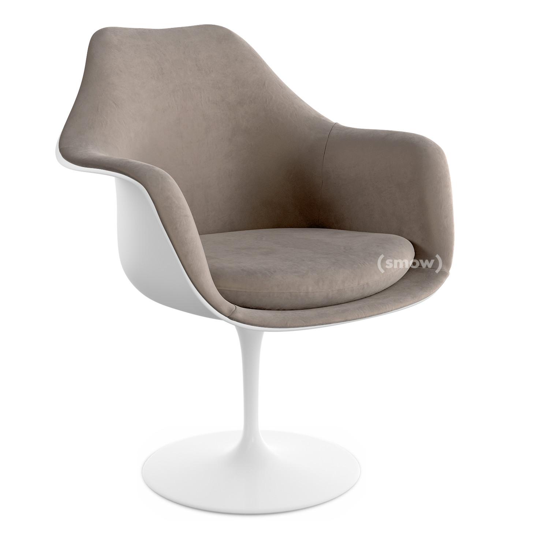 Knoll International Saarinen Tulip Armchair Static Upholstered