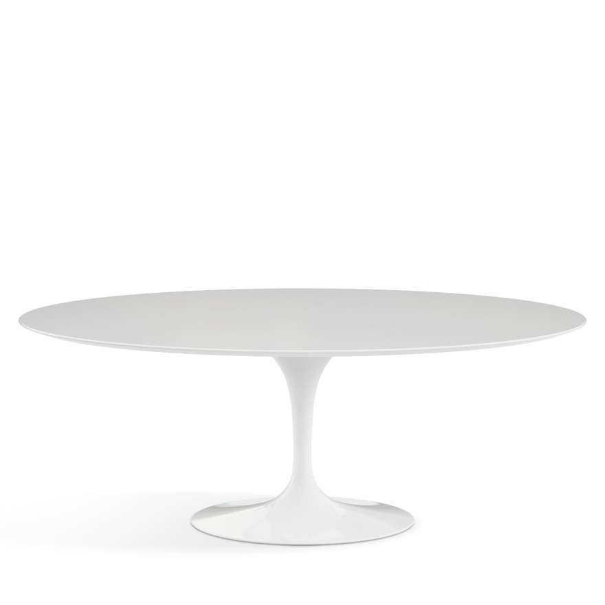 Phenomenal Knoll International Saarinen Oval Dining Table Pabps2019 Chair Design Images Pabps2019Com
