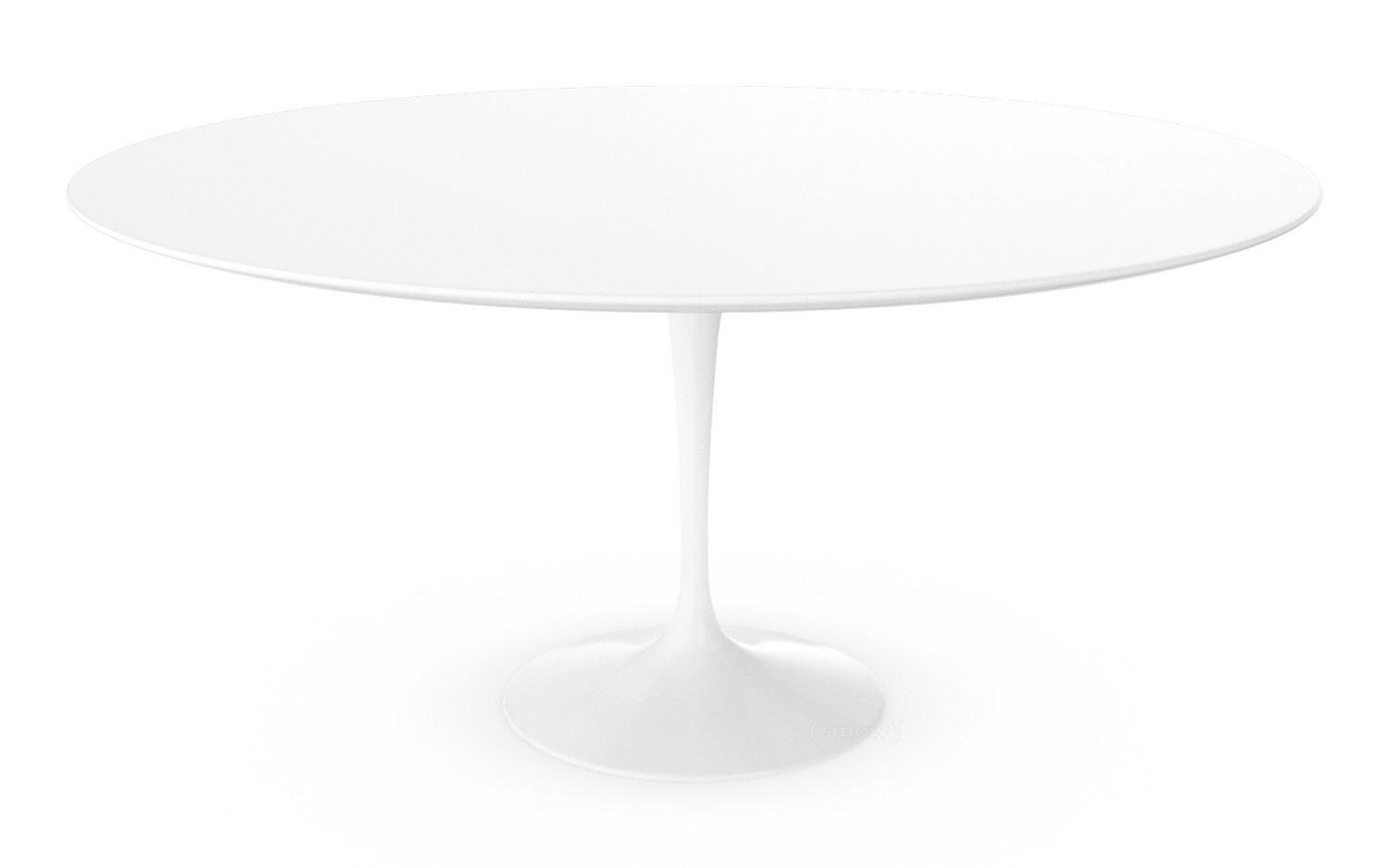 Knoll International Saarinen Round Dining Table by Eero ...