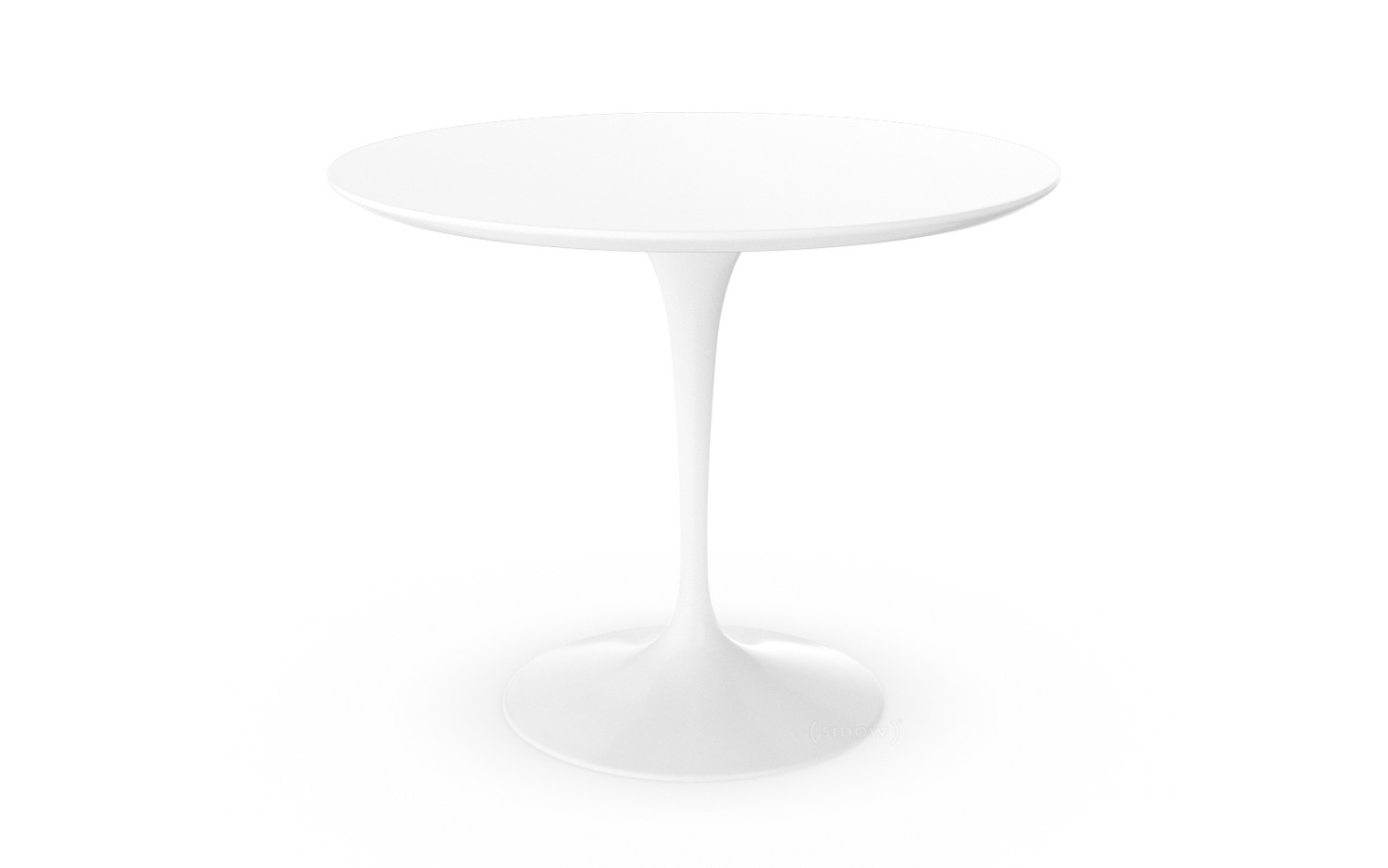 knoll international saarinen round dining table by eero saarinen