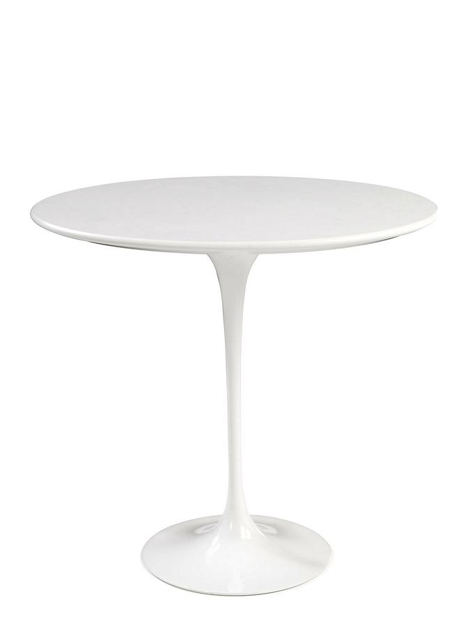 saarinen round side table