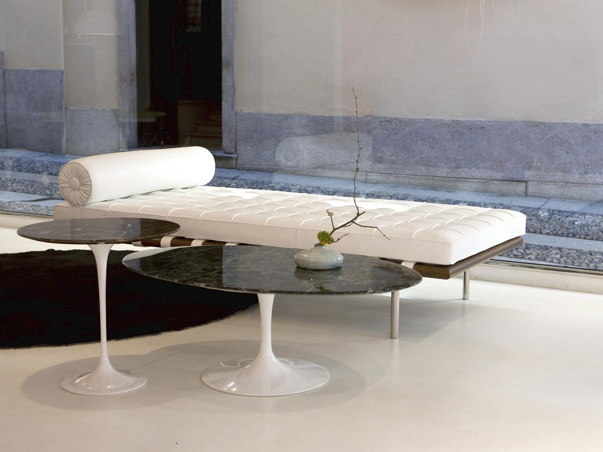 - Knoll International Saarinen Round Side Table By Eero Saarinen