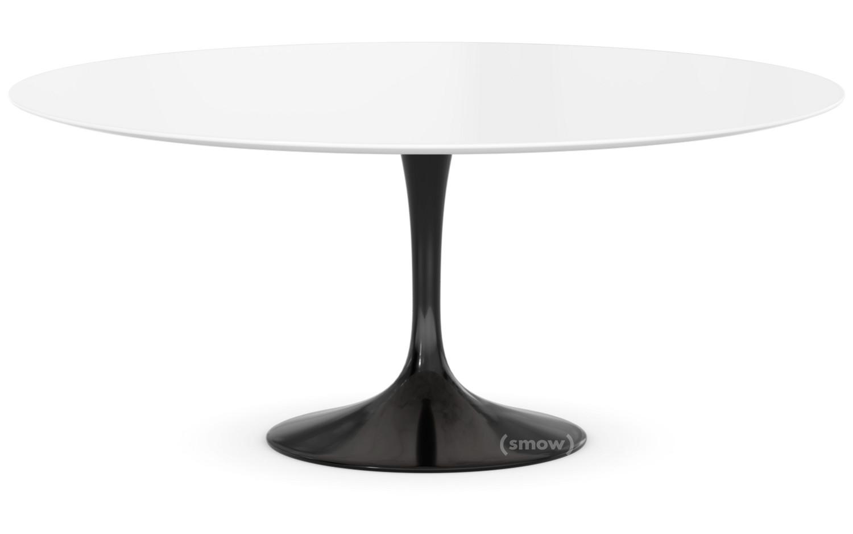 Knoll International Saarinen Round Sofa Table Large Height 38 39cm