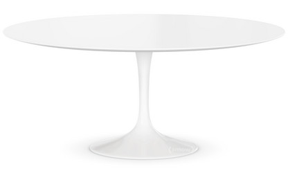 Saarinen Round Sofa Table
