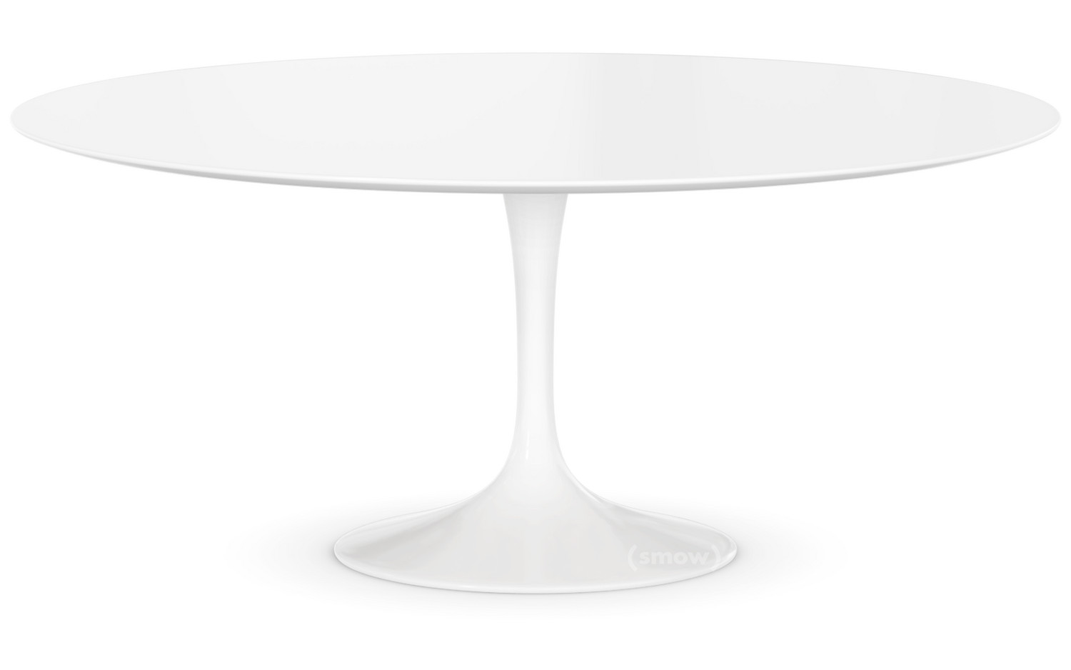 Saarinen Round Sofa Table Large Height 38 39cm ø 91 Cm