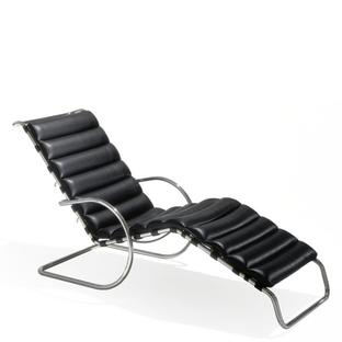 MR Chaise longue Bauhaus Edition