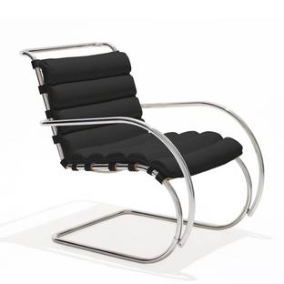 MR Lounge Chair Bauhaus Edition