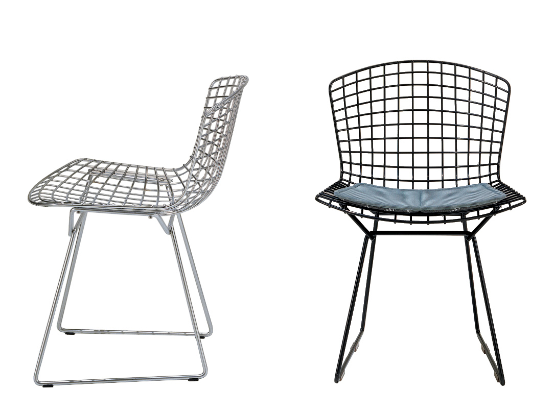 Click here for more images  sc 1 st  smow.com & Knoll International Bertoia Chair by Harry Bertoia 1952 - Designer ...