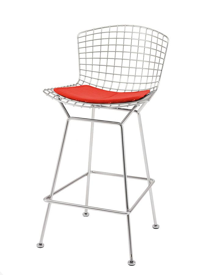 Pleasant Bertoia Barstool Ocoug Best Dining Table And Chair Ideas Images Ocougorg