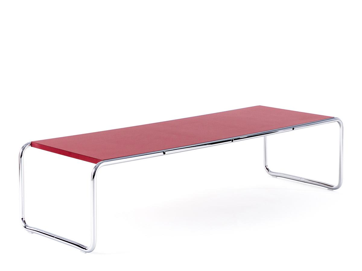Knoll international laccio table laccio 2 large laminate red laccio table laccio 2 largelaminate red geotapseo Images
