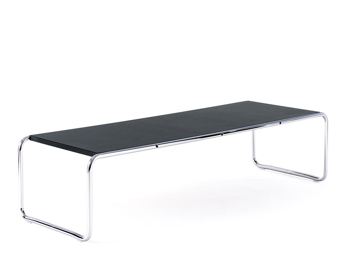 Laccio Table Laccio 2 (large)|Laminate Black/anthracite
