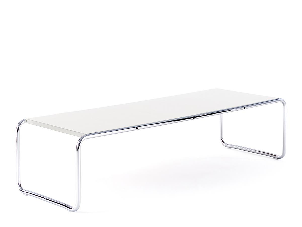 Laccio Table Laccio 2 (large)|laminate White