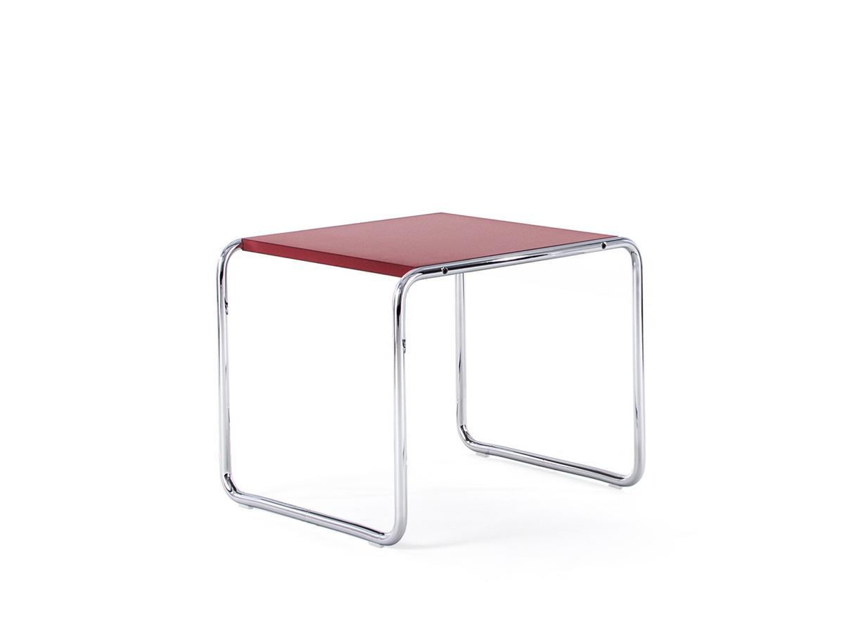 Knoll international laccio table laccio 1 small laminate red laccio table laccio 1 smalllaminate red geotapseo Images