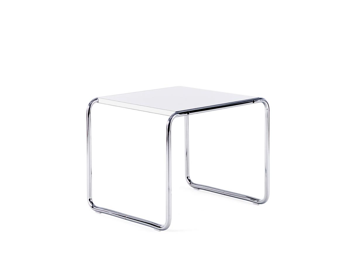 Laccio Table Laccio 1 (small)|laminate White