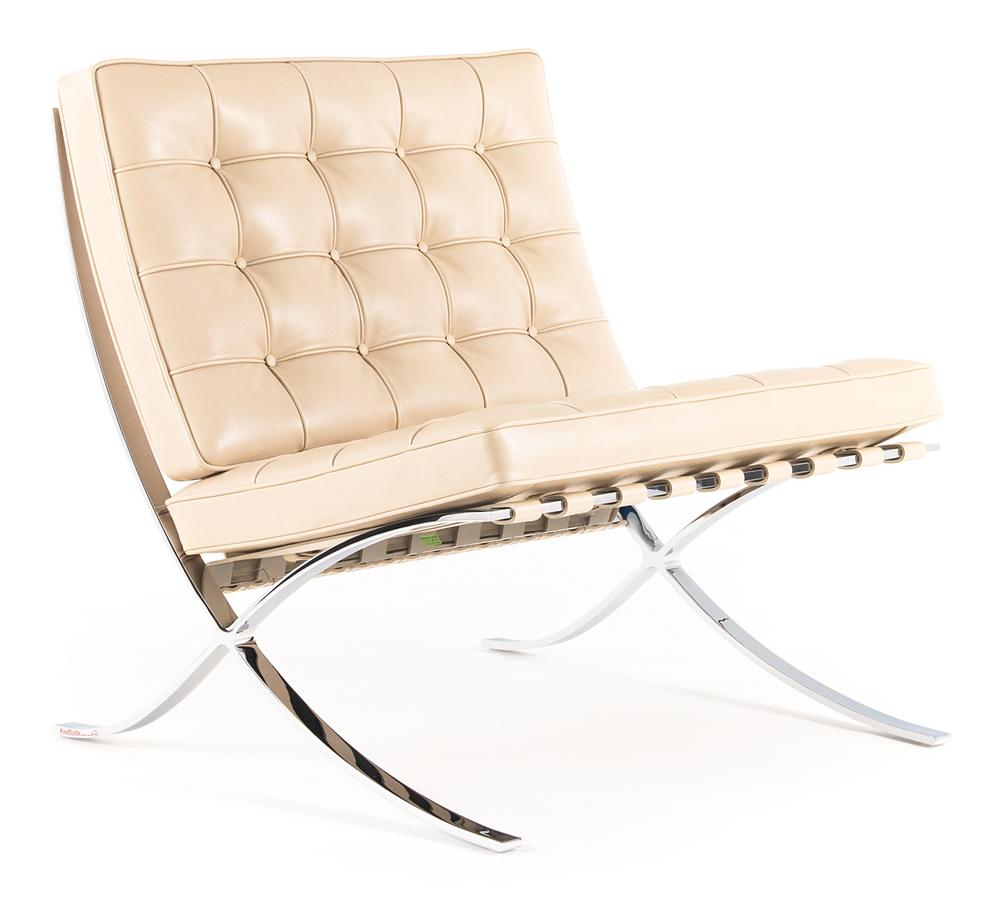 knoll international barcelona chair relax by ludwig mies van der rohe 1929 designer furniture by smow com knoll international barcelona chair relax