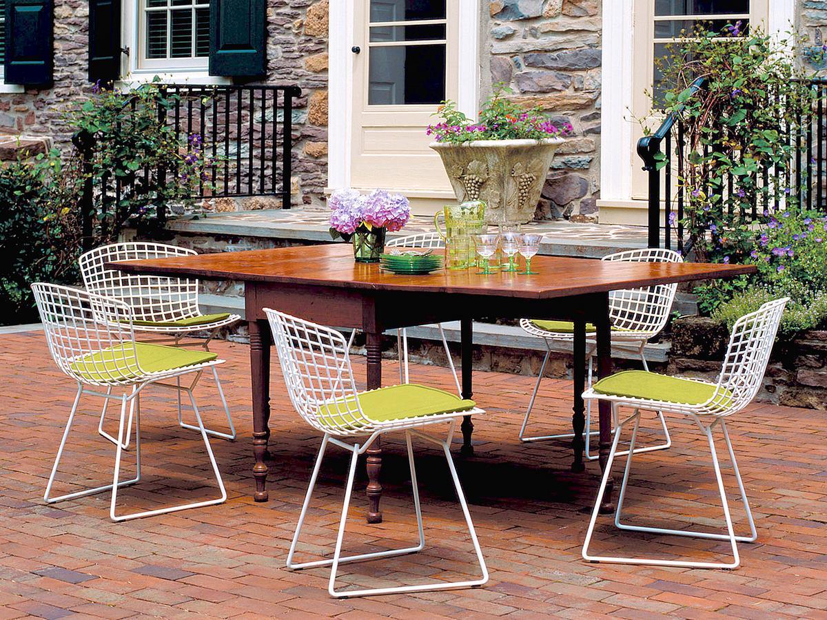 Knoll International Bertoia Chair Outdoor By Harry Bertoia