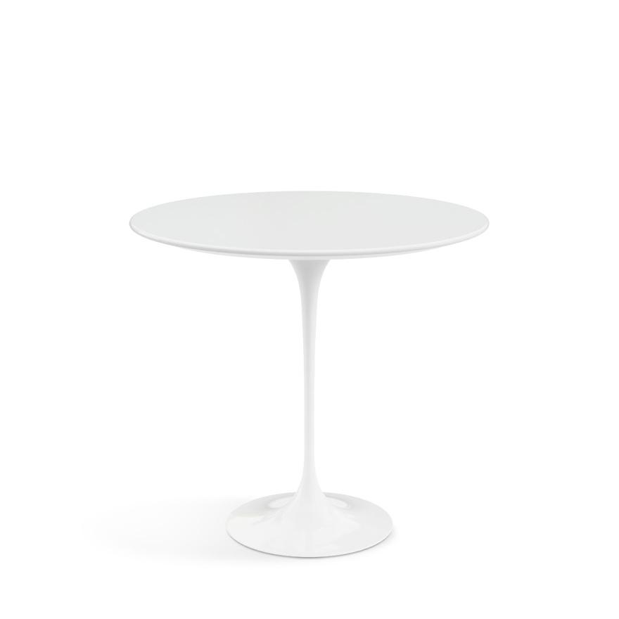 knoll international saarinen oval side table by eero saarinen 1955 1957 designer furniture by. Black Bedroom Furniture Sets. Home Design Ideas