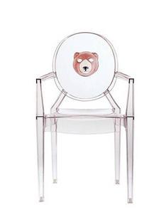 Kartell Louis Ghost, Motive-Bear by Philippe Starck - Designer ...