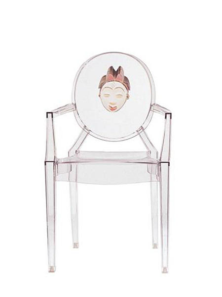 Kartell Louis Ghost, Motive-Chinese by Philippe Starck - Designer ...
