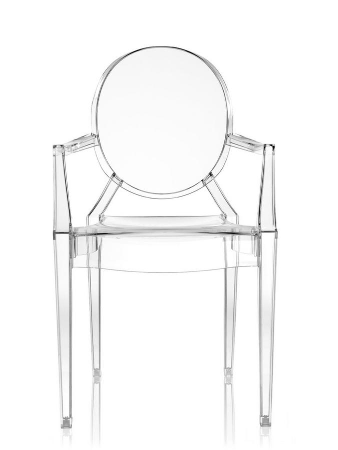 Kartell Louis Ghost by Philippe Starck - Designer furniture by smow.com