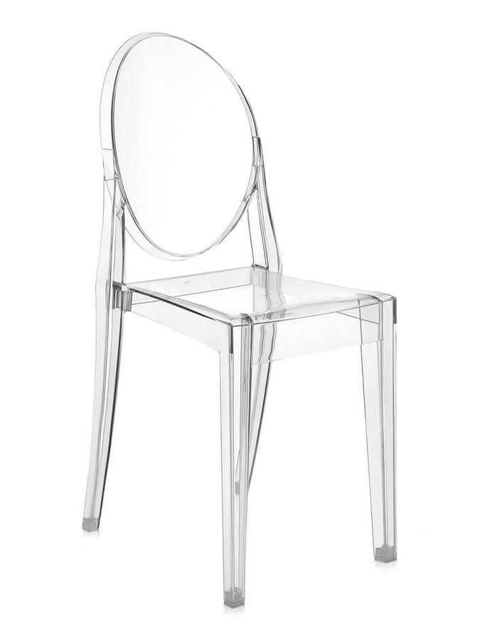 Kartell Victoria Ghost By Philippe Starck 2005 Designer
