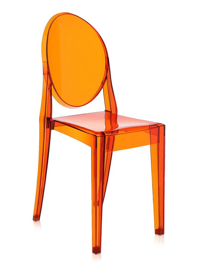 Kartell Victoria Ghost By Philippe Starck Designer Furniture By