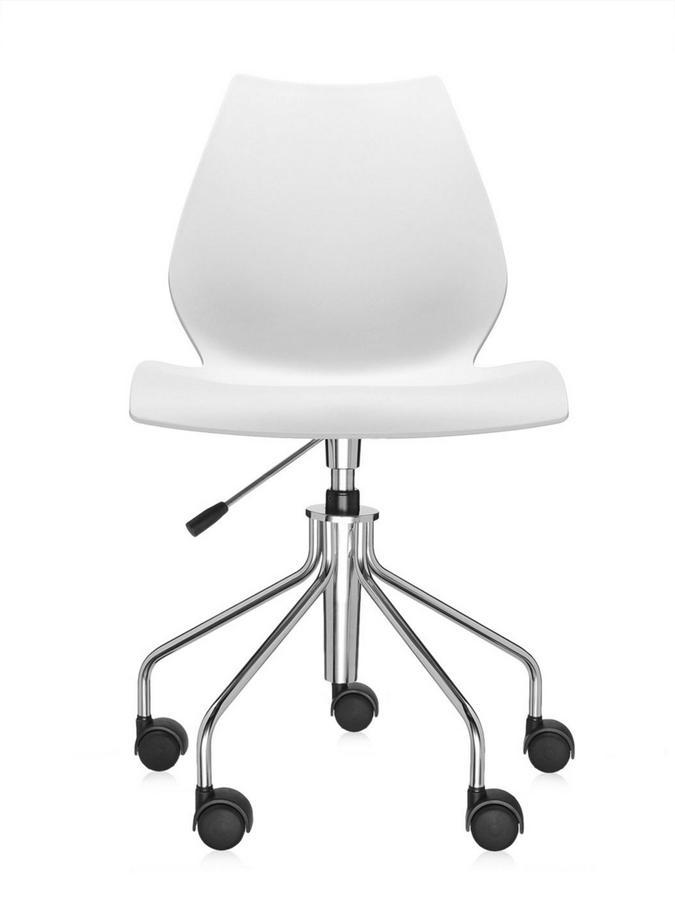 Kartell Drehstuhl kartell swivel chair by vico magistretti designer furniture