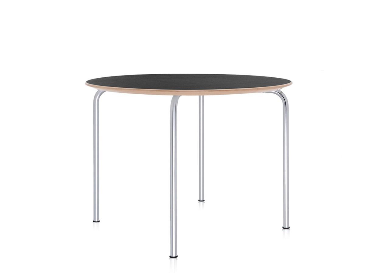 Maui Table Round   Ø 100 Cm|Anthracite